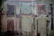 Photograph of fresco from the House of the Cryptoporticus, Pompeii.