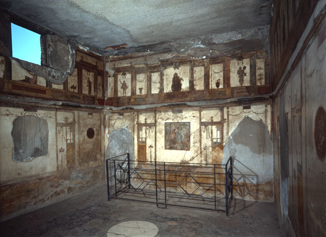 House Of The Vettii Rooms